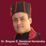Dr. Brayan E. Sandoval Hernández
