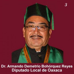 Armando Demetrio Bohórquez Reyes