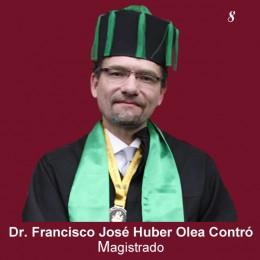 Francisco José Huber Olea Contró
