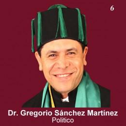 Gregorio Sánchez Martínez