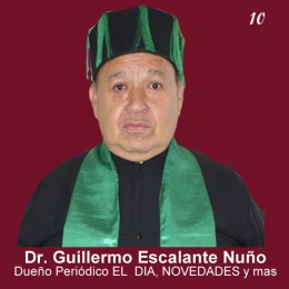 Guillermo Escalante Nuño