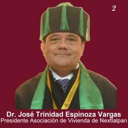 José Trinidad Espinoza Vargas