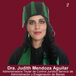 Judith Mendoza Aguilar