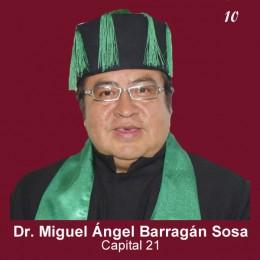 Miguel Ángel Barragán Sosa