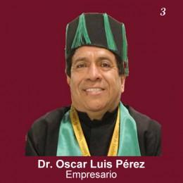 Oscar Luis Pérez