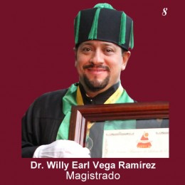 Willy Earl Vega Ramírez