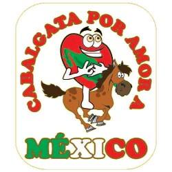Cabalgata por Amor a México