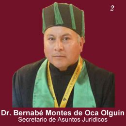Bernabé Montes de Oca Olguín