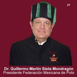 Guillermo Martín Steta Mondragón