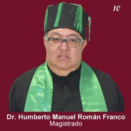 Humberto Manuel Román Franco