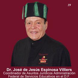 José de Jesús Espinosa Villiers