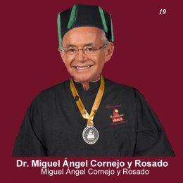 Miguel Ángel Cornejo y Rosado