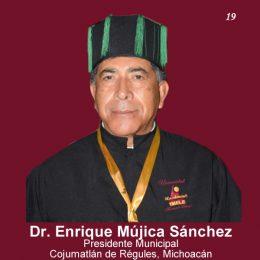 Enrique Mújica Sánchez