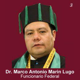 Marco Antonio Marin Lugo