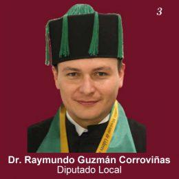 Raymundo Guzmán Corroviñas