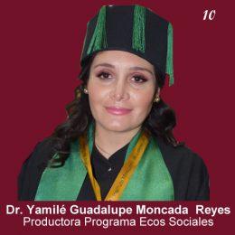 Yamilé Guadalupe Moncada  Reyes